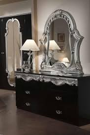 Silver Mirrored Bedroom Furniture Fashionable Vanity Table For Teenage U2014 Jen U0026 Joes Design