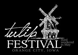 tulip festival map maps directions orange city tulip festival