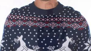 funny christmas sweater reindeer climax sweater by tipsy elves