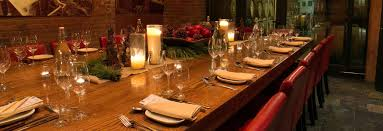 Chicago Restaurants With Private Dining Rooms City Winery Chicago Private Events Host A Party
