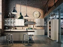 briques cuisine cuisine de design italien en 34 idées par les top marques