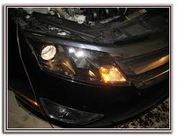 2012 ford fusion tail light bulb 2012 ford fusion headlights