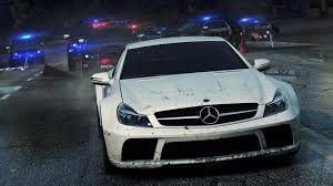 lexus cars nfsmw sls amg and sl 65 amg u0027need for speed most wanted 2 u0027 mercedes