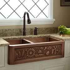 charming farmhouse sink signature hardware