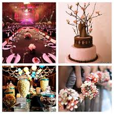 color trends for summer 2013 wedding mitzvah party