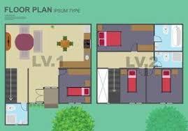 free floor plan free floor plan vector free vector stock graphics