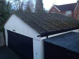 Garage Roofs 16 U2013 Apex Style Garage Tonbridge Kent Garageroofs Co Uk