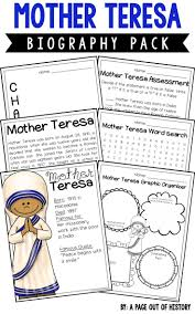 biography for mother mother teresa hindi essay short biography of mother teresa in hindi