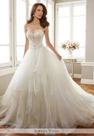 Wedding Wishes Dresses Sophia Tolli Y11716 Tropez A Line Wedding Dress Wedding Dresses