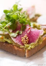 cuisine garance navy s avocado toast atelier doré