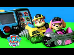 paw patrol skye u0027s cycle drone paw patrol rubble miner car