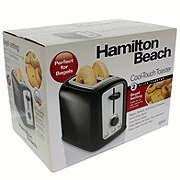 Hamilton Beach Two Slice Toaster Toasters Shop Heb Everyday Low Prices Online