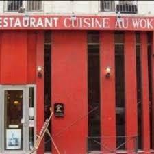cuisine au wok lyon restaurants chinois lyon 2ème 69002