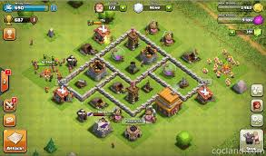 big clash of clans base clash of clans base building tips for beginners coc land
