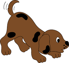 image gallery of cute brown puppy drawing