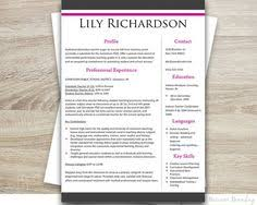 Resume Example Teacher by 40 Off Modern Resume Template Instant Download By Theresumemaker