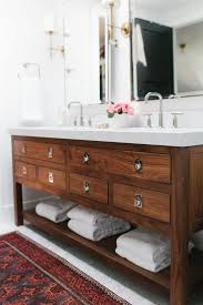 bathroom bathroom vanity with farmhouse sink french country