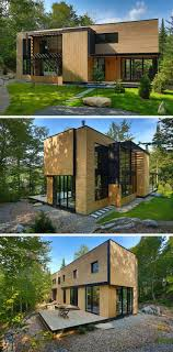 18 modern houses in the forest contemporist