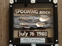 25th wedding anniversary gift ideas for couples 10 best 25th wedding anniversary images on silver