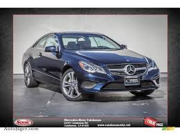 obsidian black color 2014 mercedes benz e 350 coupe in lunar blue metallic 249796