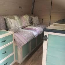 Bedroom Furniture Looks Like Buildings A Tour Of My Van Conversion Renault Master Lwb 2008 Great Big