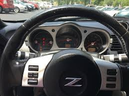 nissan convertible black nissan 350z convertible in florida for sale used cars on