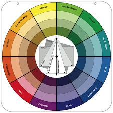 imposing plain color wheel interior design interior design color