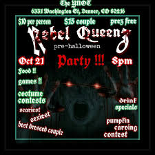 rebel queenz halloween pre party colorado confederation of clubs