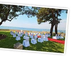 waterfront wedding venues in md wedding venuevilla polesini wedding table ideas