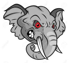 4 898 elephant head stock illustrations cliparts and royalty free