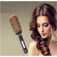 Sisir Rol profesional rambut sisir sikat rambut keriting sisir tahan suhu