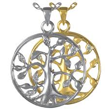 cremation tree celtic tree of cremation necklace memorial gallery