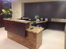 Commercial Desk Kc Custom Furniture Los Angeles Ca