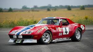 chevrolet corvette racing chevrolet corvette c3 1968 le mans 24h racing car