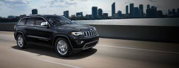 2017 jeep grand cherokee trail rated luxury suv