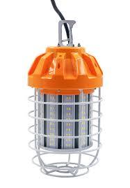 temporary job site lighting mills temporary construction jobsite led l 100 watt 60 watt
