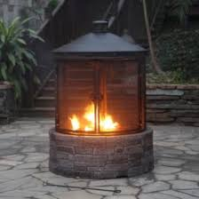 backyard creations fire pit modern and classic home design ideas