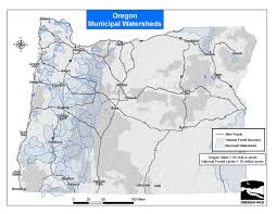 Map Of Eastern Oregon by Oregon Wild Map Gallery Oregon Wild