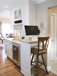 Small Kitchen Desks Small Corner Kitchen Desk Design Pictures Remodel Decor And
