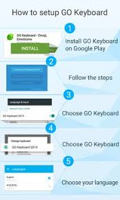 go keyboard theme apk the go keyboard theme apk free personalization app
