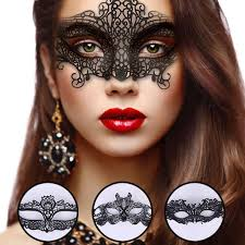 lace mask 10types hot selling models lace mask masquerade fashion show