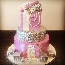 diamonds and pearls baby shower cakes bronx county brown sugar dessert studio