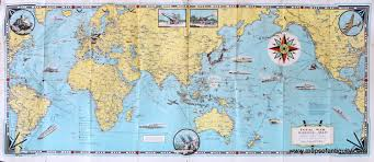 World War Ii Map by Antique Maps And Charts U2013 Original Vintage Rare Historical