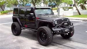 lowered 4 door jeep wrangler truck parts truck accessories in miami gardens fl 33056