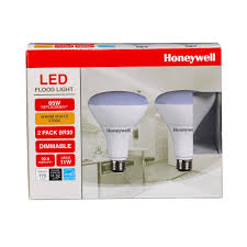 R20 Led Light Bulbs by Honeywell B306527hb223 Led Br30 65w Equivalent Dimmable 2 Pack