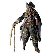 Davy Jones Halloween Costume Pirates Caribbean 2 Davy Jones 12 Talking Figure