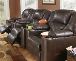 home theater loveseat brindle power 764 3 pc home theater seating