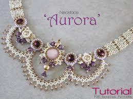 necklace making patterns images Trinkets beading patterns jpg