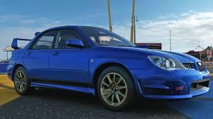 sti subaru 2005 forza motorsport 7 subaru impreza wrx sti 2005 test drive
