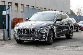 maserati 2018 2018 maserati levante gts to get 570hp v8 engine gtspirit
